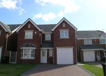 Thumbnail 4 bed detached house to rent in Regal Fold, Rochdale, Greater Manchester