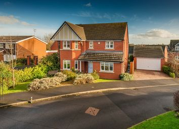 Thumbnail 5 bed detached house for sale in Harvest Close, Newport