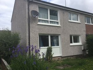 Thumbnail 1 bed flat for sale in Almond Court Braehead, Stirling, Stirling