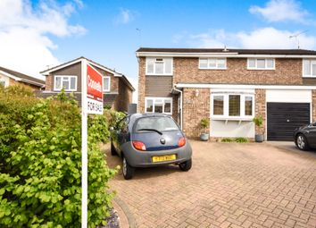 Thumbnail Semi-detached house for sale in York Road, Rayleigh