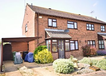 Thumbnail 3 bed semi-detached house for sale in Jennings Close, Heacham, King's Lynn