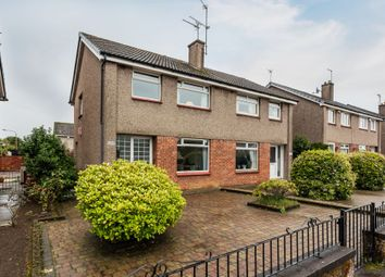 Thumbnail 3 bed semi-detached house for sale in 2419 Paisley Road West, Glasgow
