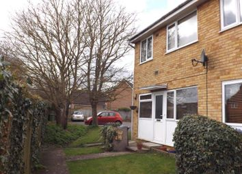 Thumbnail 1 bedroom maisonette to rent in Brookside Close, Old Stratford