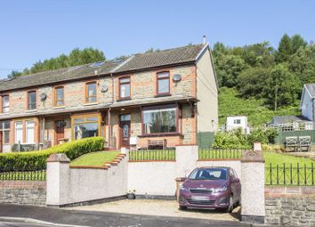 Thumbnail 2 bed end terrace house for sale in Falcon Terrace, Wattsville, Cross Keys, Newport