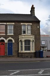 Thumbnail 4 bedroom terraced house to rent in Elizabeth Way, Cambridge