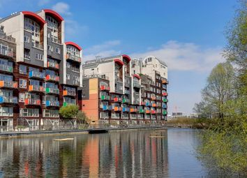 Thumbnail 1 bed flat for sale in Faraday Lodge, North Greenwich