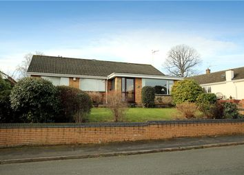 Thumbnail 4 bed bungalow for sale in Ffordd Tudno, Wrexham, Wrecsam