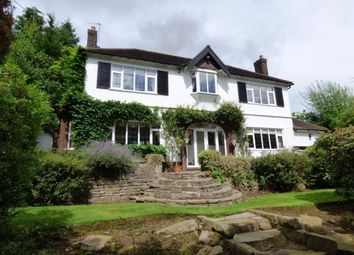 Thumbnail 4 bed detached house for sale in Park Road, Disley, Stockport, Cheshire