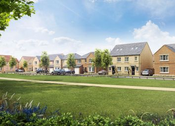 """Thumbnail 3 bed semi-detached house for sale in """"The Newstead"""" at Catterick Road, Colburn, Catterick Garrison"""