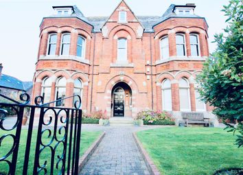 Thumbnail 3 bed flat for sale in St Georges Crescent, Carlisle