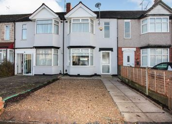 2 bed terraced house for sale in Capmartin Road, Coventry, West Midlands CV6