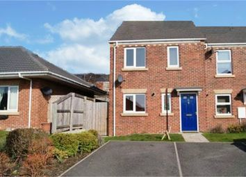 Thumbnail 3 bedroom end terrace house for sale in Esh Wood View, Ushaw Moor, Durham