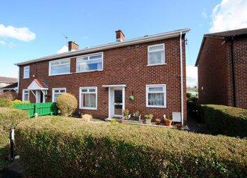 Thumbnail 3 bed semi-detached house for sale in Edenvale Crescent, Belmont, Belfast