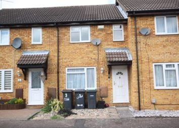 Thumbnail 3 bed terraced house to rent in Partridge Close, Luton