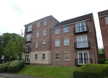 Thumbnail 2 bed flat for sale in Pipkin Court, Cheylesmore, Coventry