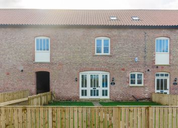 Thumbnail 4 bed barn conversion for sale in Rye House, Enholmes Farm, Patrington