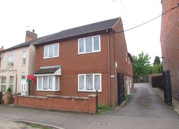 Thumbnail 1 bed flat to rent in Queen Street, Irthlingborough, Wellingborough, Northamptonshire