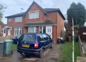 3 bed semi-detached house for sale in Alumwell Road, Walsall, West Midlands WS2