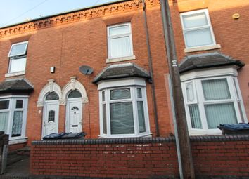 Thumbnail 3 bed terraced house for sale in Fredrick Road, Aston