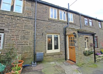 Thumbnail 2 bed cottage to rent in Towngate, Upperthong, Holmfirth