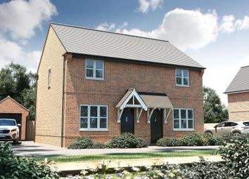 "Thumbnail 2 bedroom detached house for sale in ""The Hindhead"" at Furlongs, Drayton, Abingdon"