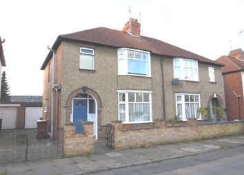 Thumbnail 3 bed semi-detached house for sale in Hawthorn Road, Abington, Northampton