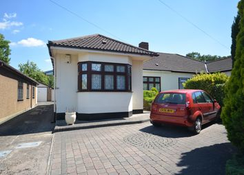 Thumbnail 2 bed bungalow for sale in Beltinge Road, Harold Wood