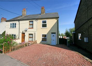 Thumbnail 2 bed semi-detached house for sale in Mell Road, Tollesbury, Maldon, Essex