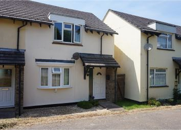 Thumbnail 2 bedroom semi-detached house for sale in Station Road, Barnstaple