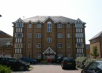 Thumbnail 1 bed flat to rent in The Sidings, Bedford