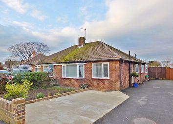 Thumbnail 2 bed semi-detached bungalow for sale in Beresford Road, Stubbington, Fareham