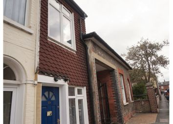 2 bed terraced house for sale in West Street, Newport PO30
