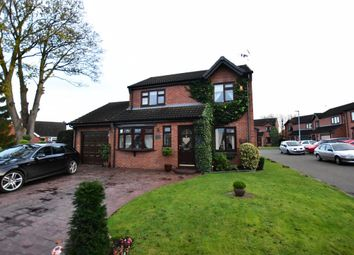 Thumbnail 3 bed detached house for sale in The Coppice, Elworth, Sandbach