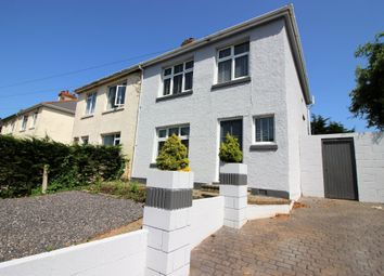 Thumbnail 3 bed semi-detached house for sale in Daison Crescent, Torquay