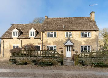 Thumbnail 4 bed detached house for sale in Main Road, Alvescot, Bampton
