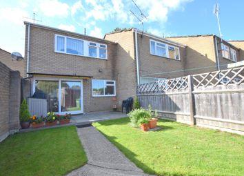 Thumbnail 2 bed end terrace house for sale in Carmarthen Close, Farnborough