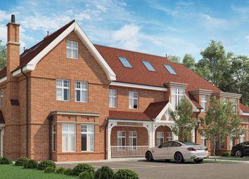 Thumbnail 3 bed end terrace house for sale in Leatherhead Road, Oxshott, Leatherhead, Surrey