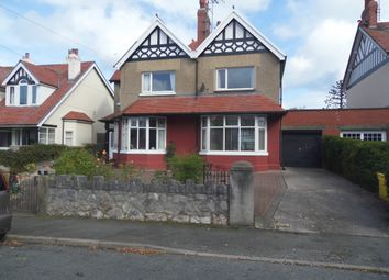 Thumbnail 3 bed flat to rent in Francis Avenue, Rhos On Sea