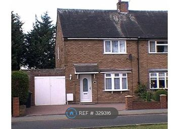 Thumbnail 2 bed semi-detached house to rent in Wood End Road, Wolverhampton