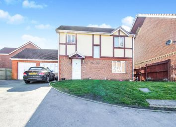 Thumbnail 3 bed detached house for sale in North Rising, Pontlottyn, Bargoed