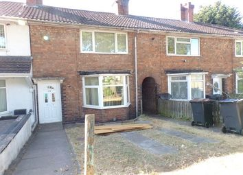 Thumbnail 3 bed property to rent in Holder Road, Yardley, Birmingham