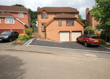 Thumbnail 4 bed detached house for sale in Coleford Close, Redditch