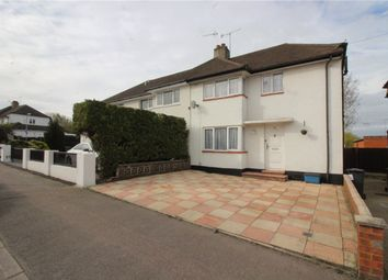 Thumbnail 3 bed semi-detached house for sale in Cardinal Avenue, Borehamwood, Hertfordshire