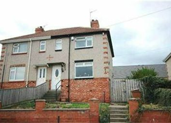 Thumbnail 2 bed semi-detached house to rent in King Edward Road, South Hylton, Sunderland, Tyne And Wear