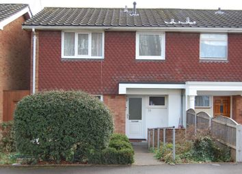 Thumbnail 3 bedroom semi-detached house for sale in Gladstone Road, Buckhurst Hill