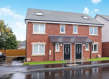 Thumbnail 4 bed semi-detached house for sale in Ikon Avenue, Wolverhampton