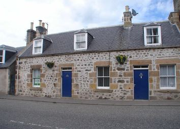Thumbnail 2 bed semi-detached house for sale in High Street, Fochabers
