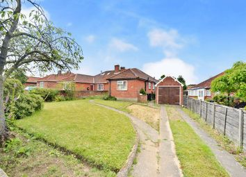 Thumbnail 2 bedroom semi-detached bungalow for sale in Jerningham Road, New Costessey, Norwich