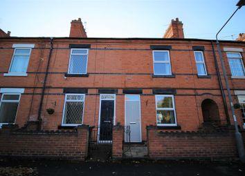 Thumbnail 3 bedroom terraced house to rent in Shaw Street, Ruddington, Nottingham