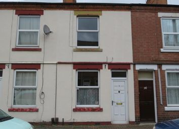 Thumbnail 3 bed terraced house for sale in Burder Street, Loughborough, Leicestershire